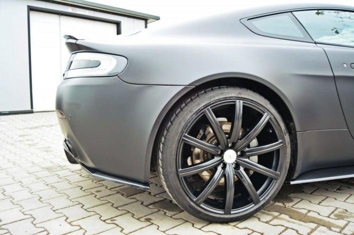 Heck Ansatz Flaps Diffusor Für Aston Martin V8 Vantage 109 00